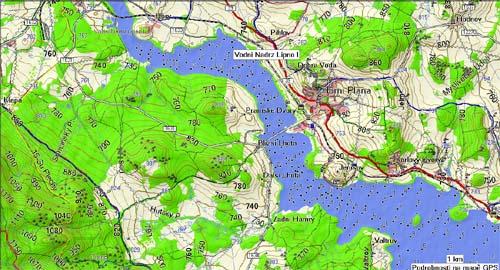Itest Cz Turisticka Mapa V Garminu