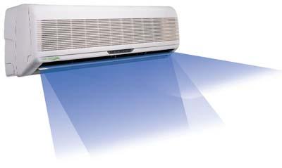 Domácí klimatizace recenze