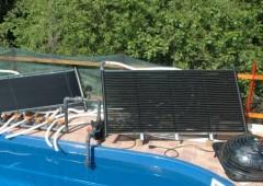 Máte v bazénu studenou vodu? Ohřejte ji s pomocí slunce