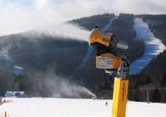 Kam na lyže když je málo sněhu?