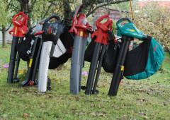 Zahradní vysavače