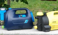 Zahradní povrchová čerpadla