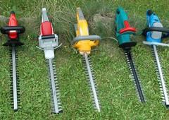 Akumulátorové nůžky na živé ploty
