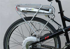 """Komfort nemusí být drahý,  aneb """"zelektrizujte"""" si své kolo"""
